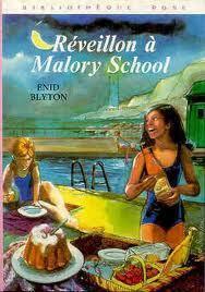 Couverture du livre : Réveillon à Malory School