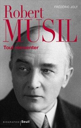 Couverture du livre : Robert Musil - Tout réinventer