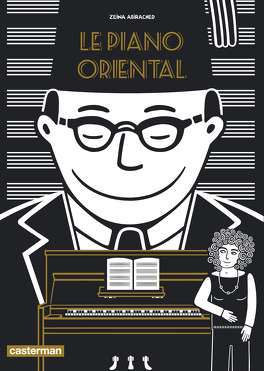 Couverture du livre : Le Piano Oriental