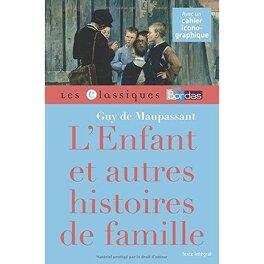 L Enfant Et Autres Histoires De Famille Livre De Guy De