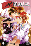 couverture Love Mission, Tome 16
