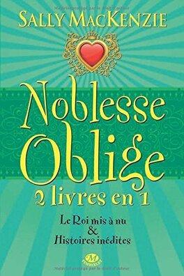 Couverture du livre : Noblesse Oblige : Intégrale, Tome 4