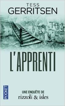 Couverture de Rizzoli & Isles, Tome 2 : L'Apprenti