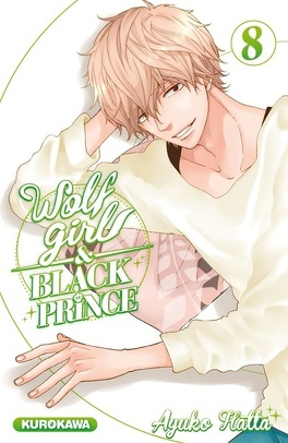 Couverture du livre : Wolf girl and black prince, Tome 8