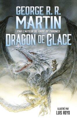 Couverture du livre : Dragon de glace