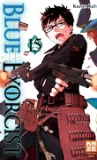 Blue exorcist, Tome 15