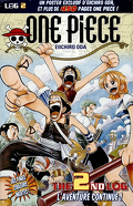 One Piece: The Second Log