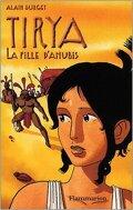 Tirya, tome 4 : La fille d'Anubis