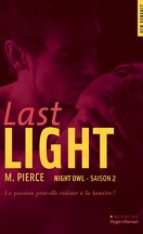 Night Owl, Tome 2 : Last Light