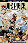 couverture One Piece: The Second Log