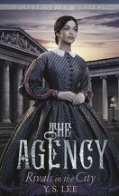The Agency, Tome 4 : Rivals in the city