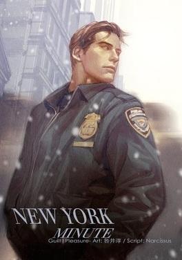Couverture du livre : New york minute