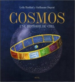 Couverture du livre : Cosmos : une histoire du ciel