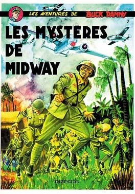 Couverture du livre : Buck Danny, tome 2 : Les Mystères de Midway