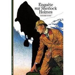 Couverture du livre : Enquête sur Sherlock Holmes