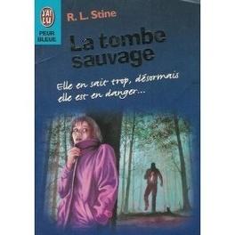 Couverture du livre : La Tombe Sauvage
