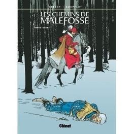 Couverture du livre : Les Chemins de Malefosse, tome 16 : Sacrale