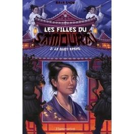Couverture du livre : Les filles du samouraï, tome 2 : Le guet-apens
