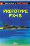 couverture Buck Danny, tome 24 : Prototype FX-13