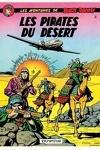 couverture Buck Danny, tome 8 : Les Pirates du désert