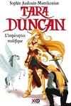 couverture Tara Duncan, Tome 8 : L'Impératrice maléfique
