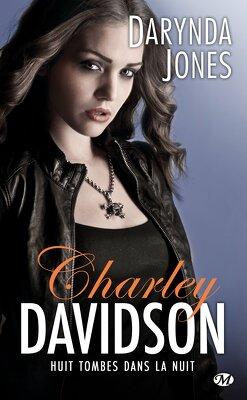 Couverture de Charley Davidson, Tome 8 : Huit tombes dans la nuit