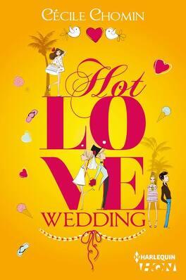 Couverture du livre : Hot love Wedding