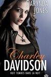 couverture Charley Davidson, Tome 8 : Huit tombes dans la nuit