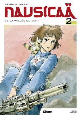 Couverture du livre : Nausicäa de la Vallée du Vent, tome 2
