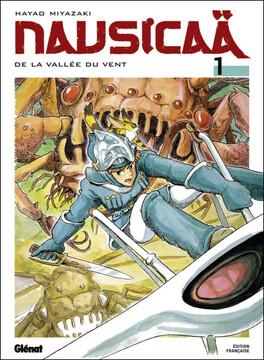 Couverture du livre : Nausicaä de la Vallée du Vent, Tome 1