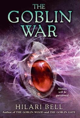 Couverture du livre : Goblin Wood, Tome 3 : The Goblin War