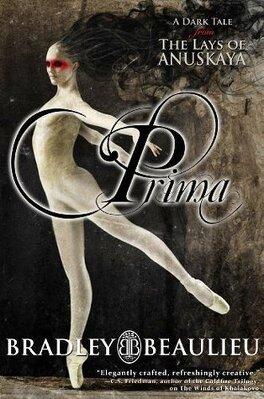 Couverture du livre : Lays of Anuskaya : Prima - A Dark Tale From The Lays of Anuskaya