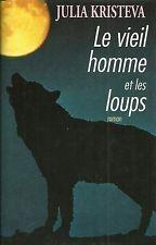 Couverture du livre : Le vieil homme et les loups