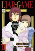Liar Game, tome 2
