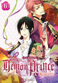 The Demon Prince and Momochi, Tome 6