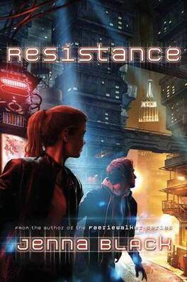 Couverture du livre : Replica Trilogy, Tome 2 : Resistance