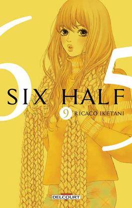 Couverture du livre : Six Half, tome 9