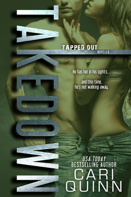 Couverture du livre : Tapped Out, Tome 1.5 : Takedown