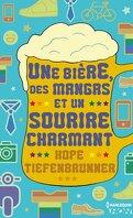 Une bière, des mangas et un sourire charmant