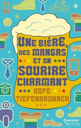 Couverture du livre : Une bière, des mangas et un sourire charmant