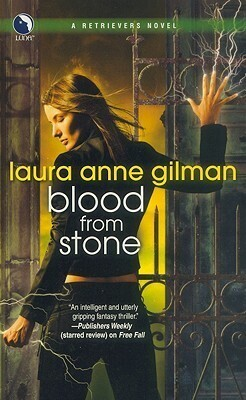Couverture du livre : Cycle des Retrievers, Tome 6 : Blood from Stone