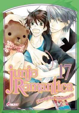 Couverture du livre : Junjo Romantica, tome 17