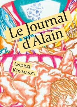 Couverture du livre : Le Journal d'Alain