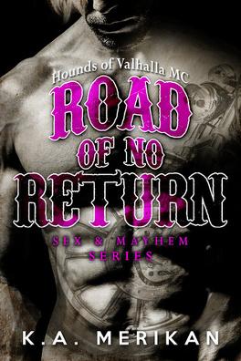Couverture du livre : Sex & Mayhem, Tome 1 : Road of No Return