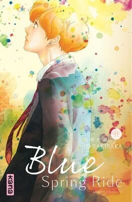 Couverture du livre : Blue Spring Ride, Tome 11
