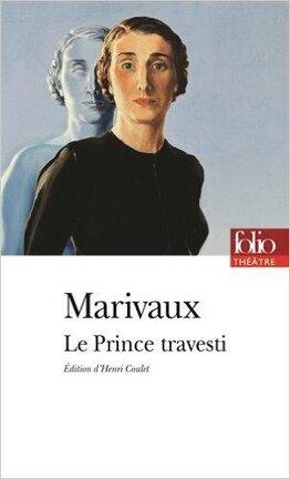 Couverture du livre : Le Prince travesti