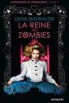 couverture Chroniques de Zombieland, Tome 3 : La Reine des Zombies