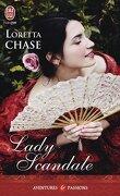Fallen Women, Tome 1 : Lady Scandale