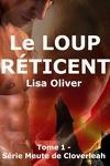 couverture La Meute de Cloverleah, Tome 1 : Le loup réticent