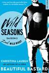 couverture Wild Seasons, Tome 3 : Dark Wild Night